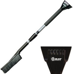 Hopkins Telescopic Ice Chisel Snowbrush